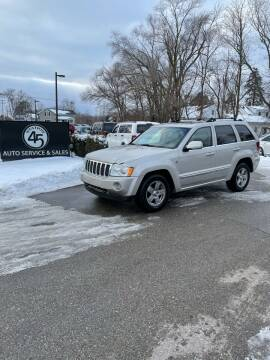 2007 Jeep Grand Cherokee for sale at Station 45 Auto Sales Inc in Allendale MI