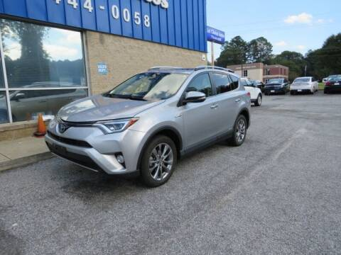 2017 Toyota RAV4 Hybrid for sale at Southern Auto Solutions - 1st Choice Autos in Marietta GA