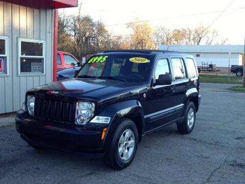 2010 Jeep Liberty for sale at Midwest Auto & Truck 2 LLC in Mansfield OH