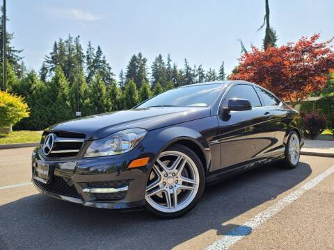 2012 Mercedes-Benz C-Class for sale at Silver Star Auto in Lynnwood WA