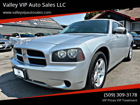 2010 Dodge Charger for sale at Valley VIP Auto Sales LLC in Spokane Valley WA