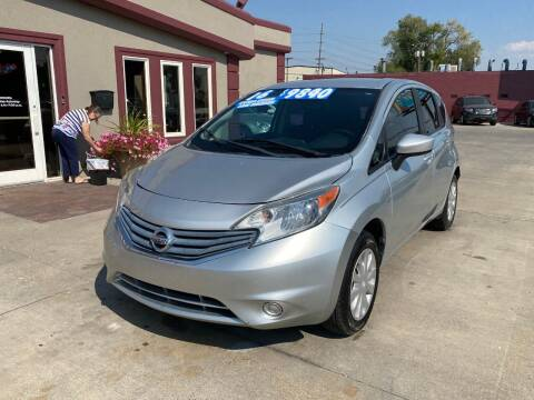 2016 Nissan Versa Note for sale at Sexton's Car Collection Inc in Idaho Falls ID