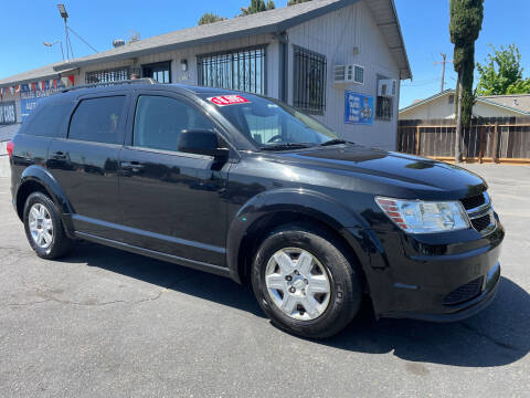 2012 Dodge Journey for sale at Blue Diamond Auto Sales in Ceres CA
