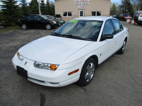 2000 Saturn S-Series for sale at Richfield Car Co in Hubertus WI