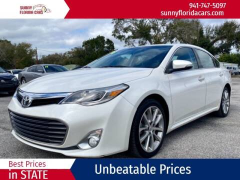 2014 Toyota Avalon for sale at Sunny Florida Cars in Bradenton FL