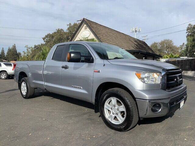 2012 Toyota Tundra for sale at Three Bridges Auto Sales in Fair Oaks CA