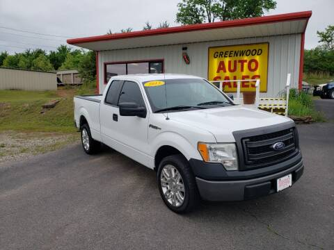 2013 Ford F-150 for sale at Greenwood Auto Sales in Greenwood AR