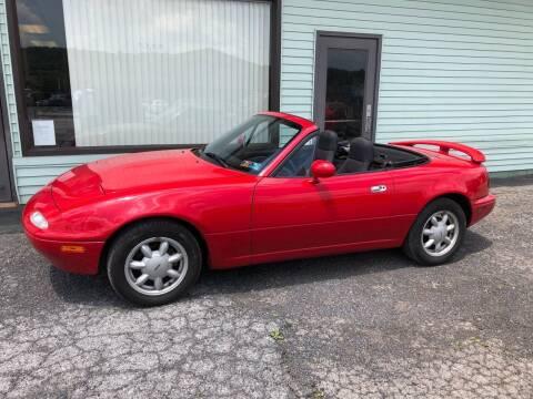 1992 Mazda MX-5 Miata for sale at Superior Auto Sales in Duncansville PA