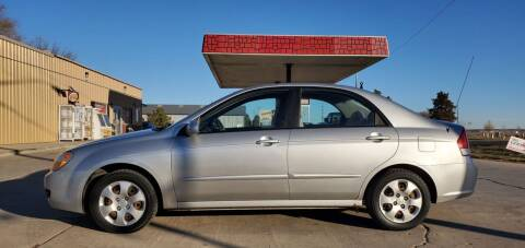 2008 Kia Spectra for sale at Dakota Auto Inc. in Dakota City NE
