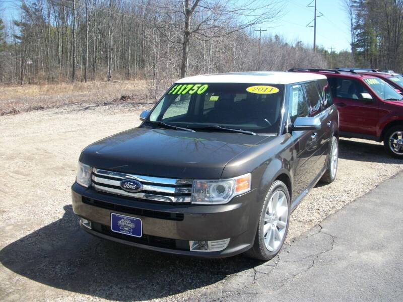 2011 Ford Flex for sale at Auto Images Auto Sales LLC in Rochester NH