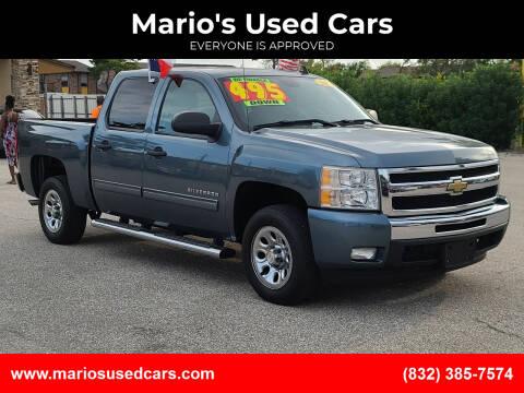 2011 Chevrolet Silverado 1500 for sale at Mario's Used Cars - Pasadena Location in Pasadena TX