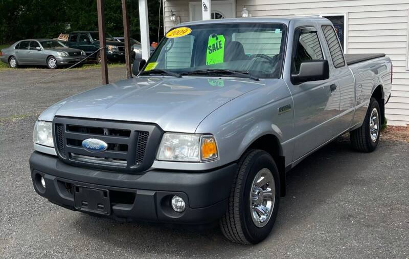2009 Ford Ranger for sale at Landmark Auto Sales Inc in Attleboro MA