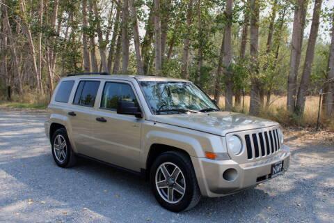 2009 Jeep Patriot for sale at Northwest Premier Auto Sales in West Richland WA
