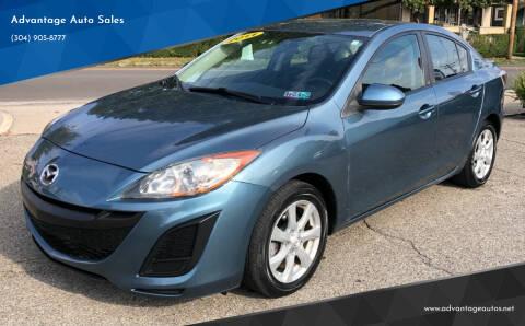 2011 Mazda MAZDA3 for sale at Advantage Auto Sales in Wheeling WV