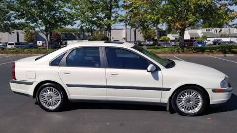 1999 Volvo S80 for sale at Car Guys in Kent WA