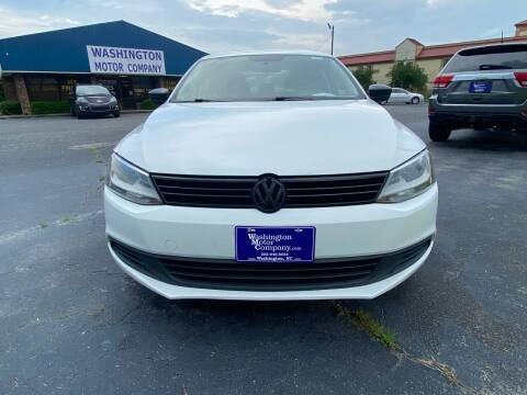 2014 Volkswagen Jetta for sale at East Carolina Auto Exchange in Greenville NC