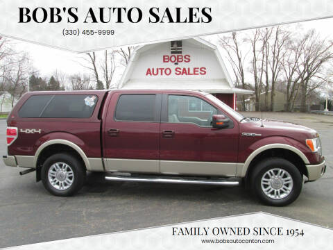 2010 Ford F-150 for sale at Bob's Auto Sales in Canton OH