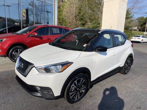 2019 Nissan Kicks for sale at Credit Union Auto Buying Service in Winston Salem NC