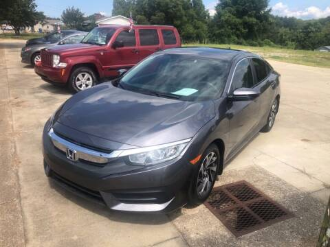 2017 Honda Civic for sale at Mikes Auto Sales INC in Forest City NC