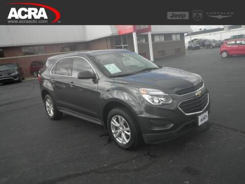 2017 Chevrolet Equinox for sale at BuyRight Auto in Greensburg IN