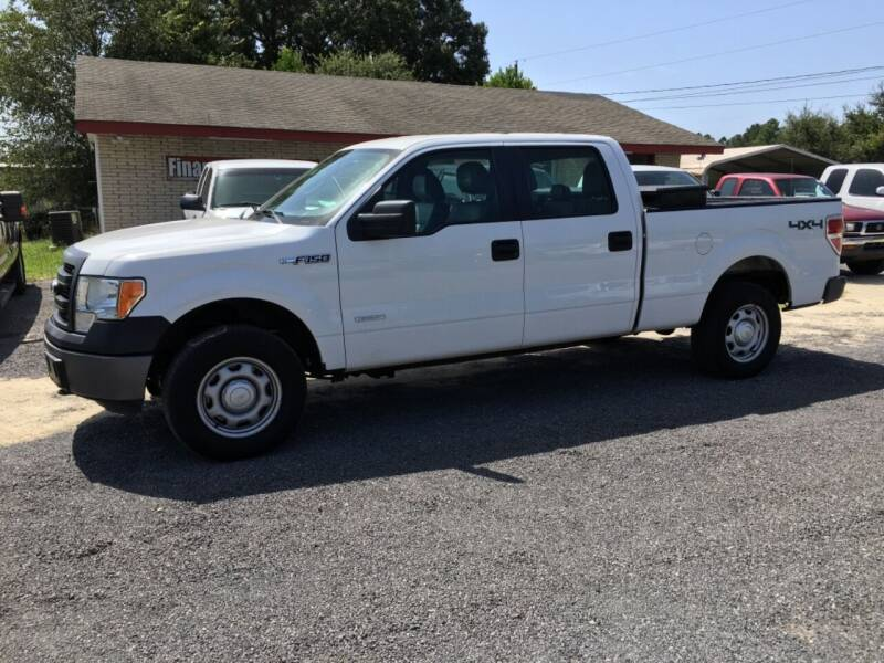 2013 Ford F-150 for sale at M&M Auto Sales 2 in Hartsville SC