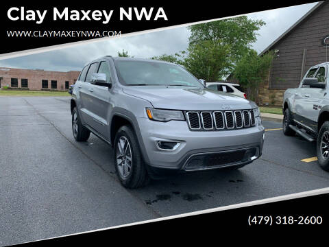 2021 Jeep Grand Cherokee for sale at Clay Maxey NWA in Springdale AR