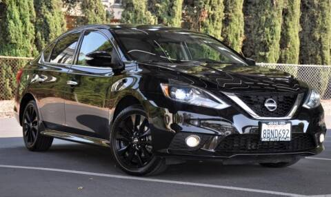 2017 Nissan Sentra for sale at AMC Auto Sales Inc in San Jose CA