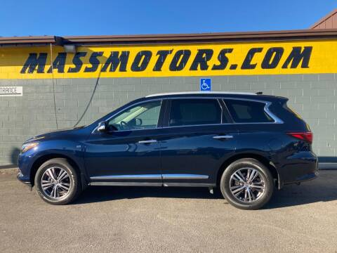2017 Infiniti QX60 for sale at M.A.S.S. Motors - Fairview in Boise ID