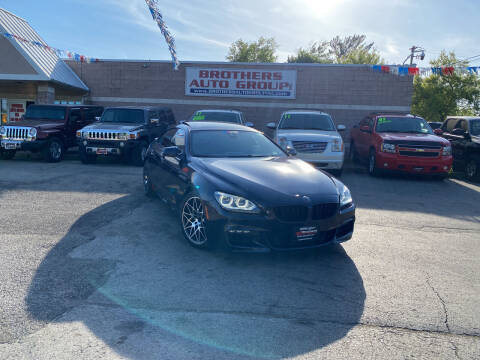 2015 BMW 6 Series for sale at Brothers Auto Group in Youngstown OH