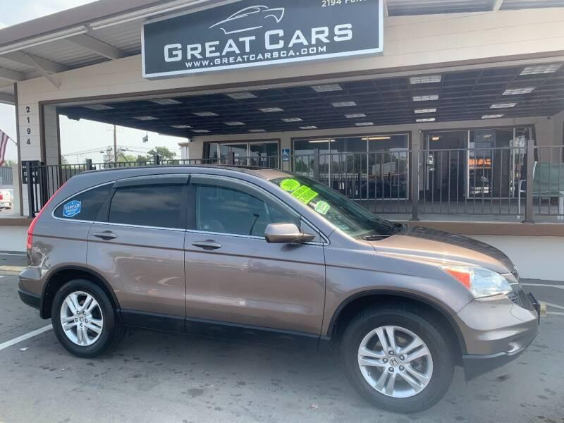 2011 Honda CR-V for sale at Great Cars in Sacramento CA