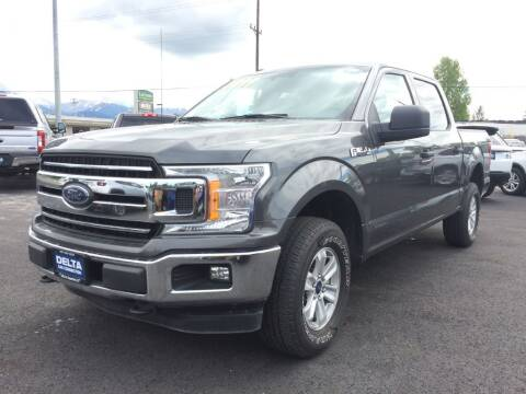 2018 Ford F-150 for sale at Delta Car Connection LLC in Anchorage AK