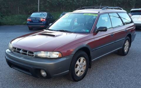 1998 Subaru Legacy for sale at Bik's Auto Sales in Camp Hill PA
