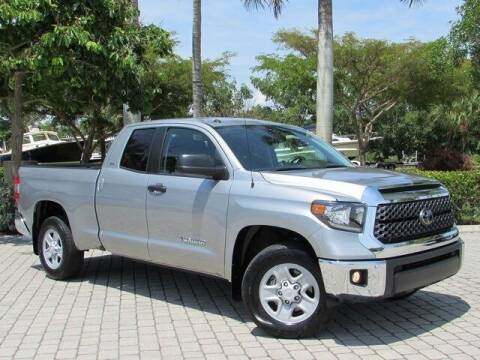 2019 Toyota Tundra for sale at Auto Quest USA INC in Fort Myers Beach FL