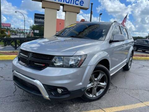 2015 Dodge Journey for sale at American Financial Cars in Orlando FL