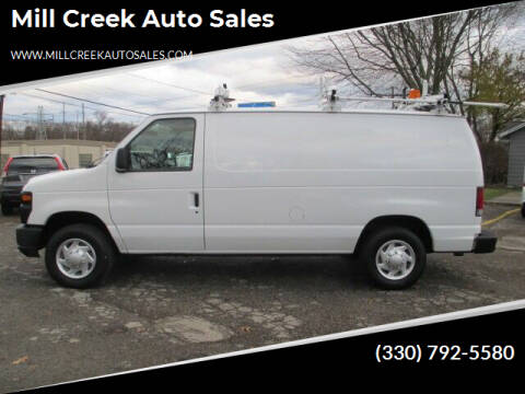 2011 Ford E-Series Cargo for sale at Mill Creek Auto Sales in Youngstown OH