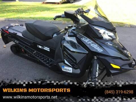 2018 Ski-Doo Renegade 600 for sale at WILKINS MOTORSPORTS in Brewster NY