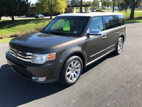 2011 Ford Flex for sale at Augusta Auto Sales in Waynesboro VA