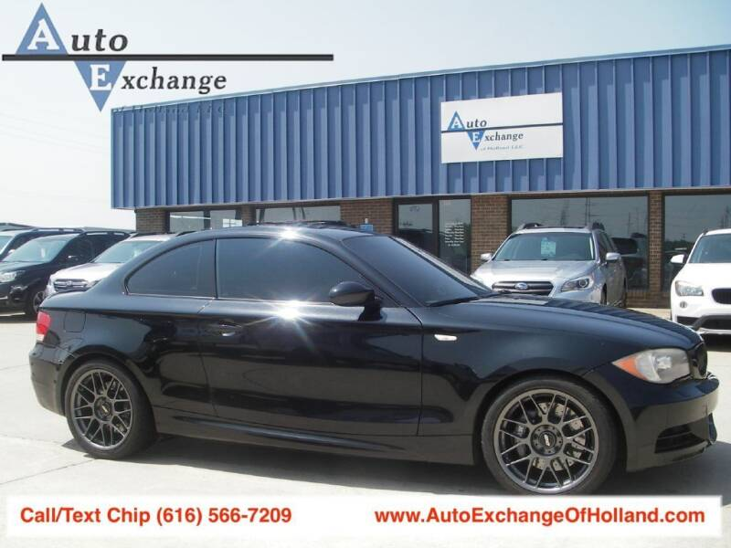 2009 BMW 1 Series for sale at Auto Exchange Of Holland in Holland MI
