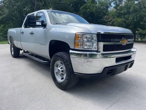 2014 Chevrolet Silverado 2500HD for sale at Thornhill Motor Company in Lake Worth TX