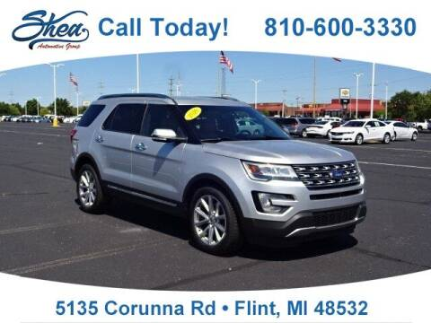 2016 Ford Explorer for sale at Jamie Sells Cars 810 - Linden Location in Flint MI