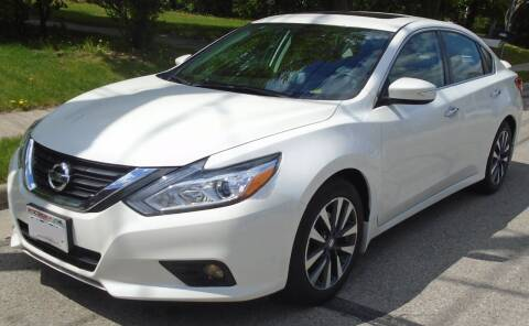 2016 Nissan Altima for sale at Waukeshas Best Used Cars in Waukesha WI