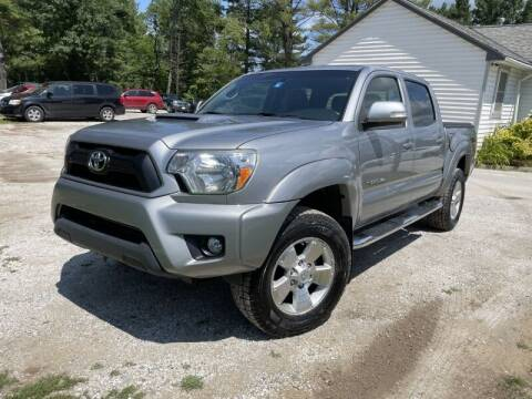2014 Toyota Tacoma for sale at Williston Economy Motors in Williston VT