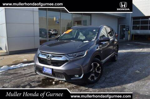 2017 Honda CR-V for sale at RDM CAR BUYING EXPERIENCE in Gurnee IL