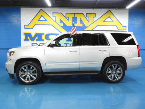 2017 Chevrolet Tahoe for sale at ANNA MOTORS, INC. in Detroit MI