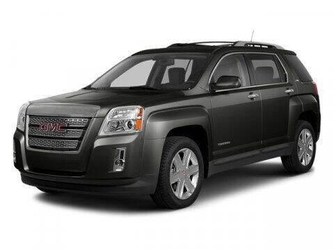 2014 GMC Terrain for sale at HILAND TOYOTA in Moline IL