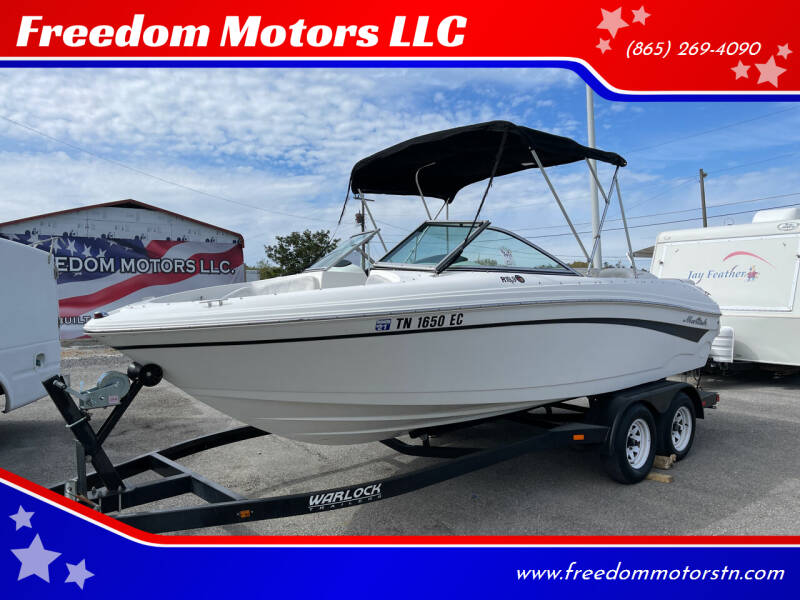 2011 Mariah R19.9 for sale at Freedom Motors LLC in Knoxville TN