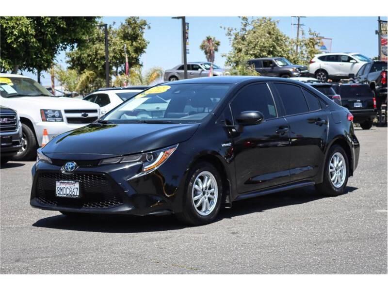2020 Toyota Corolla Hybrid for sale in Santa Ana, CA