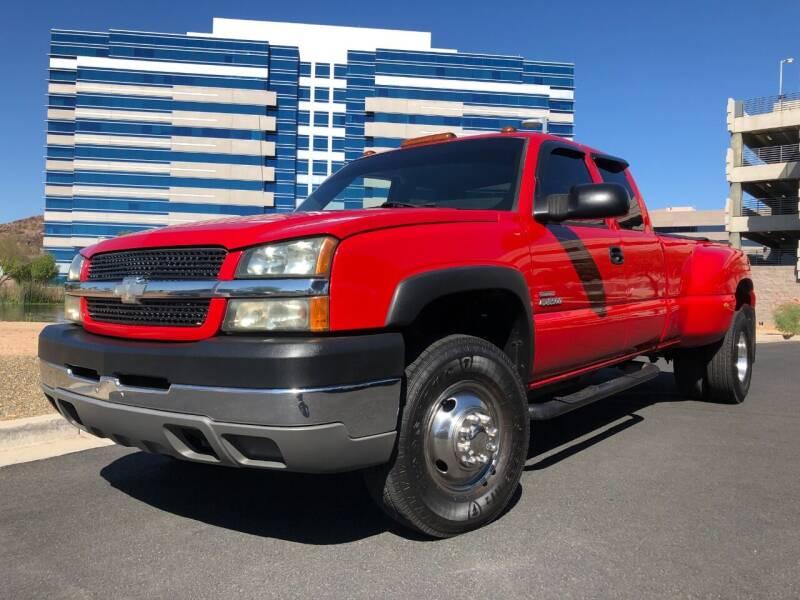 2004 Chevrolet Silverado 3500 for sale at Day & Night Truck Sales in Tempe AZ