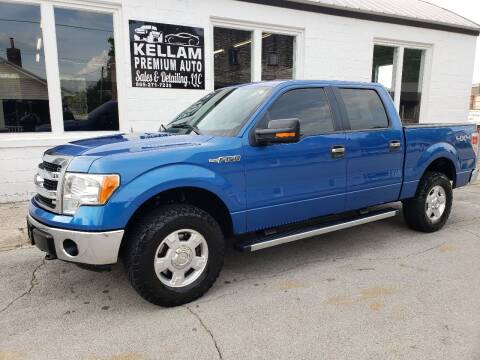 2013 Ford F-150 for sale at Kellam Premium Auto Sales & Detailing LLC in Loudon TN