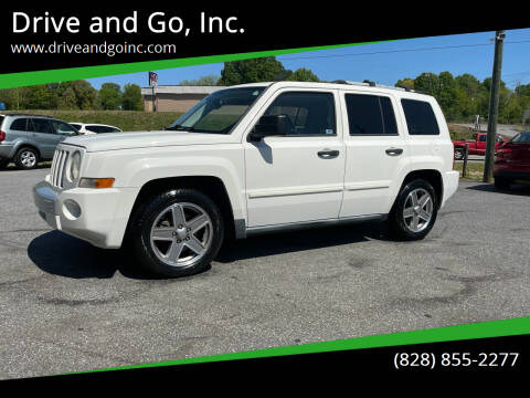 2007 Jeep Patriot for sale at Drive and Go, Inc. in Hickory NC